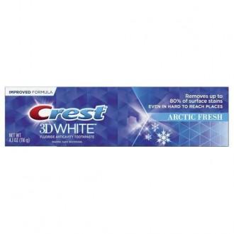 Зубная паста Crest 3D White Artic Fresh 116 г.