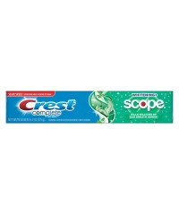 Зубная паста Crest Complete Multi-Benefit Whitening Scope Minty 175 г.