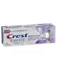 Зубная паста Crest 3D White Brilliance 116 г.