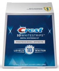 Відбілюючі полоски Crest 3D Whitestrips Glamorous White 28 шт. 2021 NEW