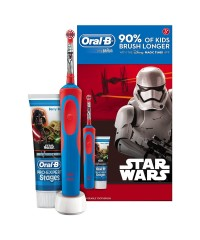 D12.513K Stages Star Wars Детская зубная щетка Oral-B 1 насадка