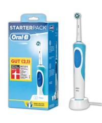 Vitality D12.513 Cross+Sensi Зубна щітка Oral-B 2 насадки