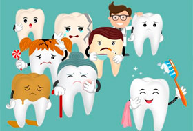 Тест: Правильно ли вы ухаживаете за зубами?