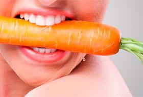 5 продуктов для здоровых зубов