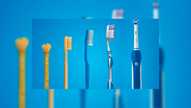 Электрическая зубная щетка для всей семьи купить